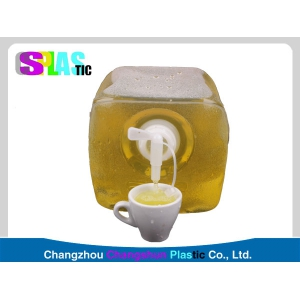 20L sake packaging container